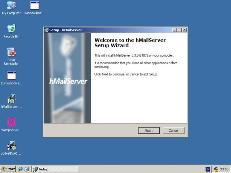 hmailserver 1