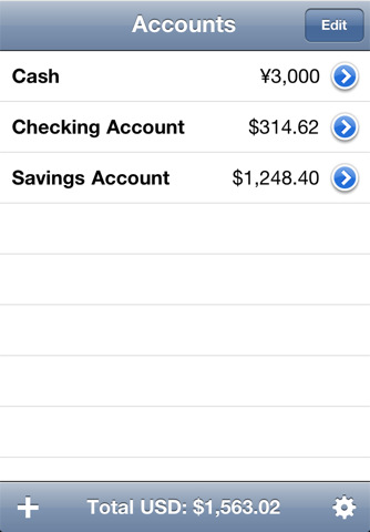 iPhone Balance
