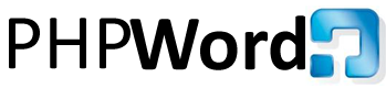 PHPWord Logo