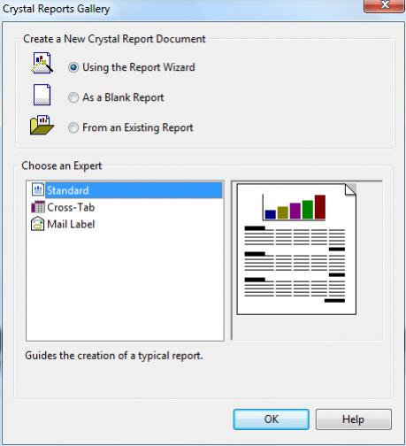 Crystal Report and Visual Studio 2010