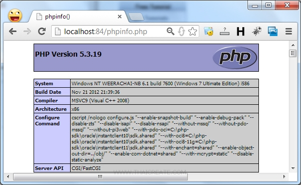 IIS and PHP