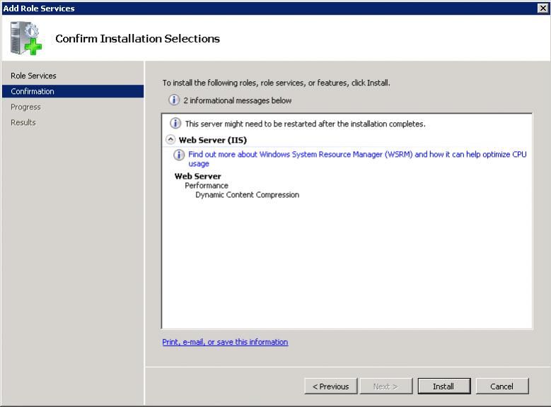 IIS Windows Content-Encoding