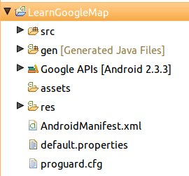 Android-leanGoogelMap