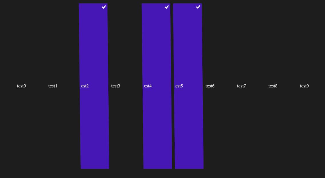 ตัวอย่าง multiselection ของ gridview