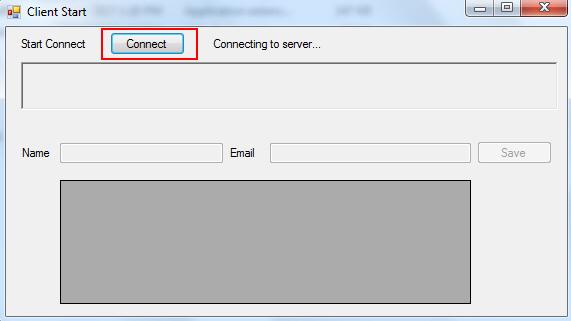 SignalR (Windows Form) Database