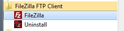 FileZilla Upload FTP
