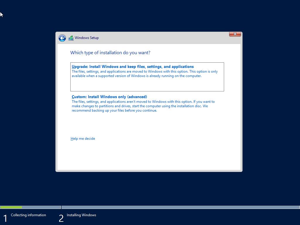 ติดตั้ง Server 2012-Part3