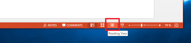 Powerpoint_reading_view