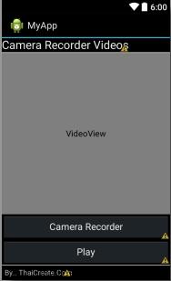 Android Taking Photo Capture Screenshots