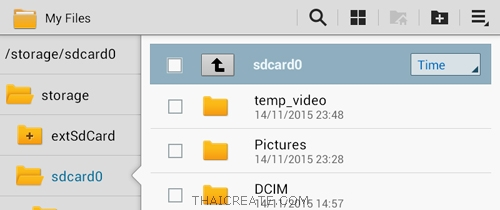Android Recording Video and Save to Storage (SD Card)
