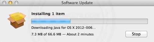 Install Eclipse Mac OS