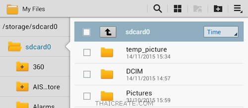 Android Taking Photo and Save Photo to Storage (SD Card)