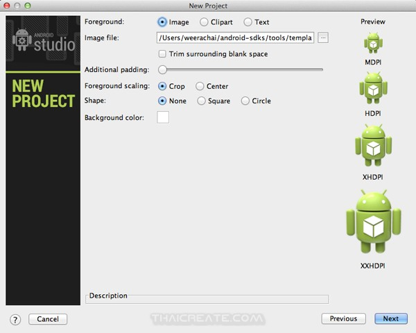 Android Studio IDE for Mac OS