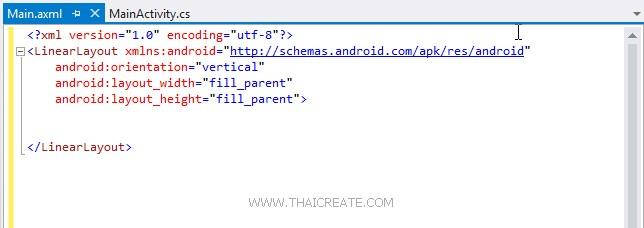 Xamarin Android C# Event Handler