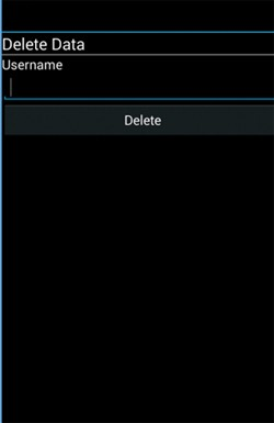 Delete Data (Android C# (Xamarin) and Mobile Services)