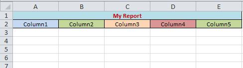 ASP.NET Excel EPPlus