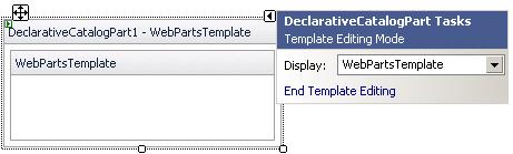 ASP.NET DeclarativeCatalogPart