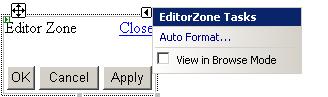 ASP.NET EditorZone