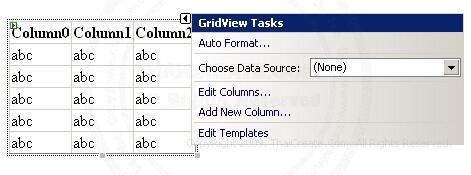 ASP.NET GridView Control