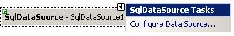 ASP.NET SqlDataSource