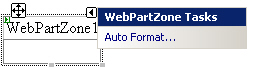 ASP.NET WebPartZone