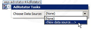 ASP.NET & AccessDataSource and AdRotator