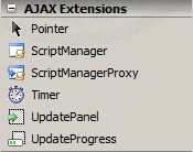 ASP.NET & Ajax Extenstions
