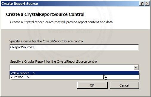 ASP.NET & CrystalReportViewer