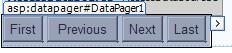 ASP.NET DataPager