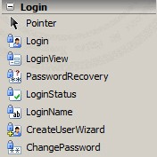 ASP.NET & Login Control