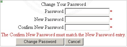 ASP.NET ChangePassword