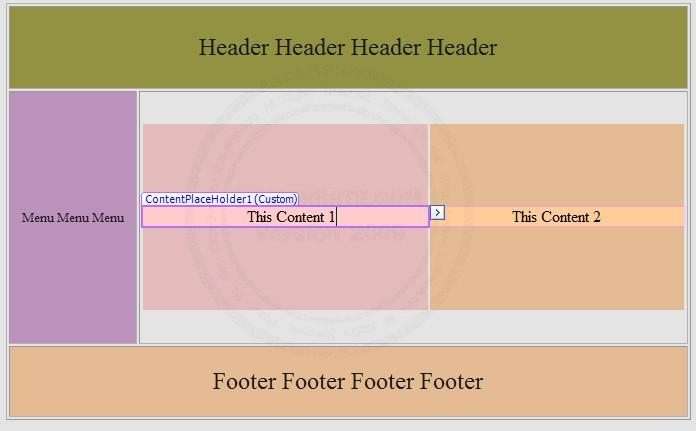 ASP.NET & Master Page