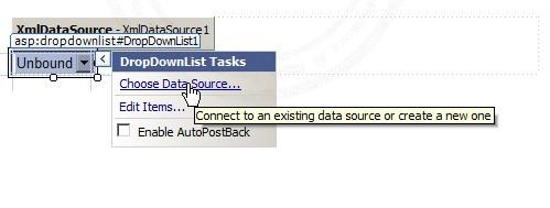 ASP.NET & XMLDataSource