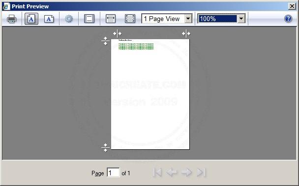 JavaScript Print Webpage and Using CSS