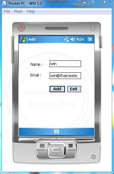 .NET Smart Device