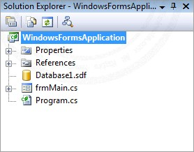 .NET Windows Form Application