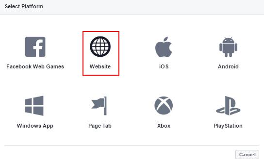 Facebook Login JavaScript API