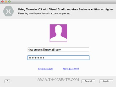 Xamarin Build Host Mac for Visual Studio