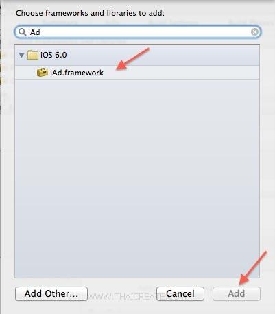 iOS/iPhone AD BannerView (iAd Framework)