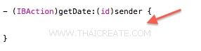 iOS/iPhone Date Picker (UIDatePicker) Example