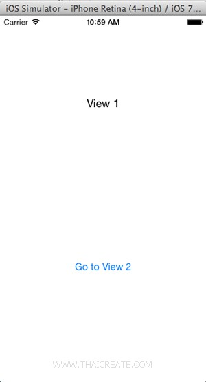 iOS 7 Xcode 5 Storyboard Segue View