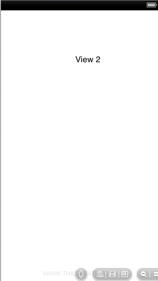 ]iOS/iPhone Storyboard Segue and Modal Segues