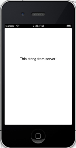 iOS/iPhone NSURLConnection (Objective-C)