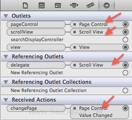 iOS/iPhone Page Control (UIPageControl)