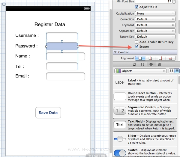 iOS/iPhone Register Form and Send Data to Web Server (PHP & MySQL)