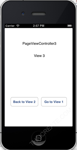 iOS/iPhone Multiple View (Objective-C, iPhone, iPad)
