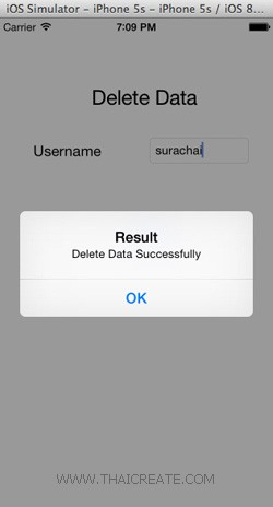 Delete Data (iOS C# (Xamarin.iOS) and Mobile Services)