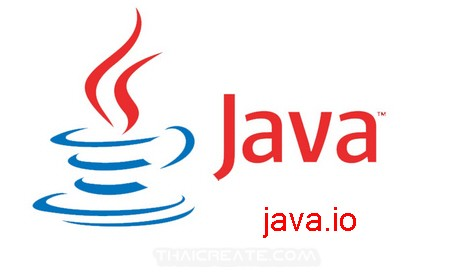Java and File I/O