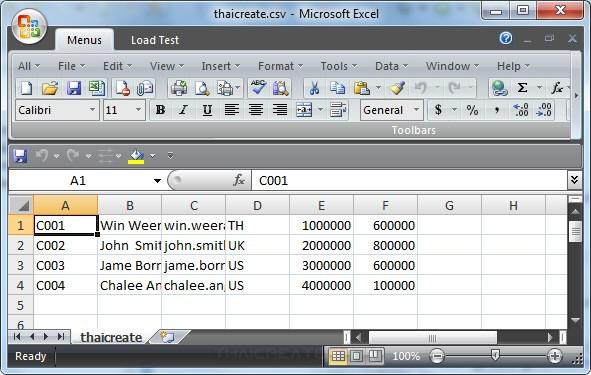 Java Convert HashMap/ArrayList Write to CSV file