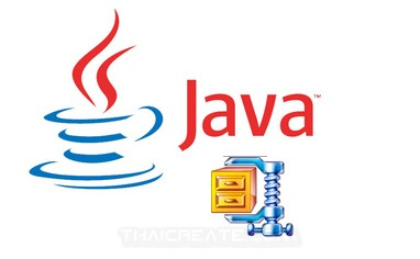 Java Create Zip Compress files
